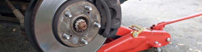 Im Notfall auch sicher auf die Bremse treten können.